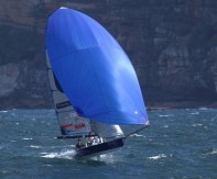 Brydens 16' Skiff powered by CST Composites
