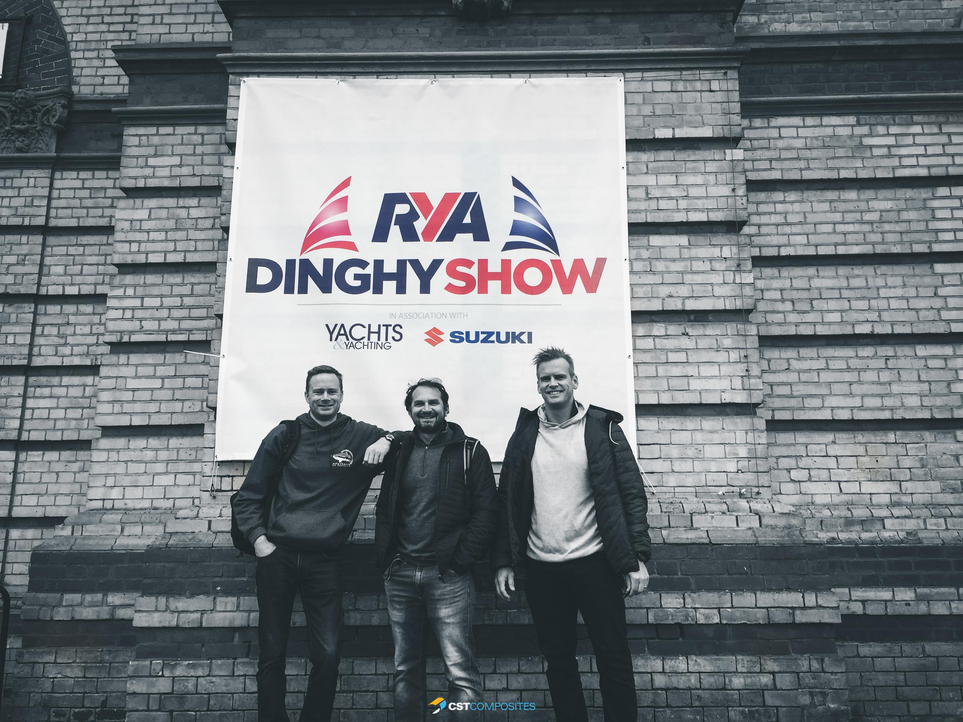 2019 RYA Dinghy Show