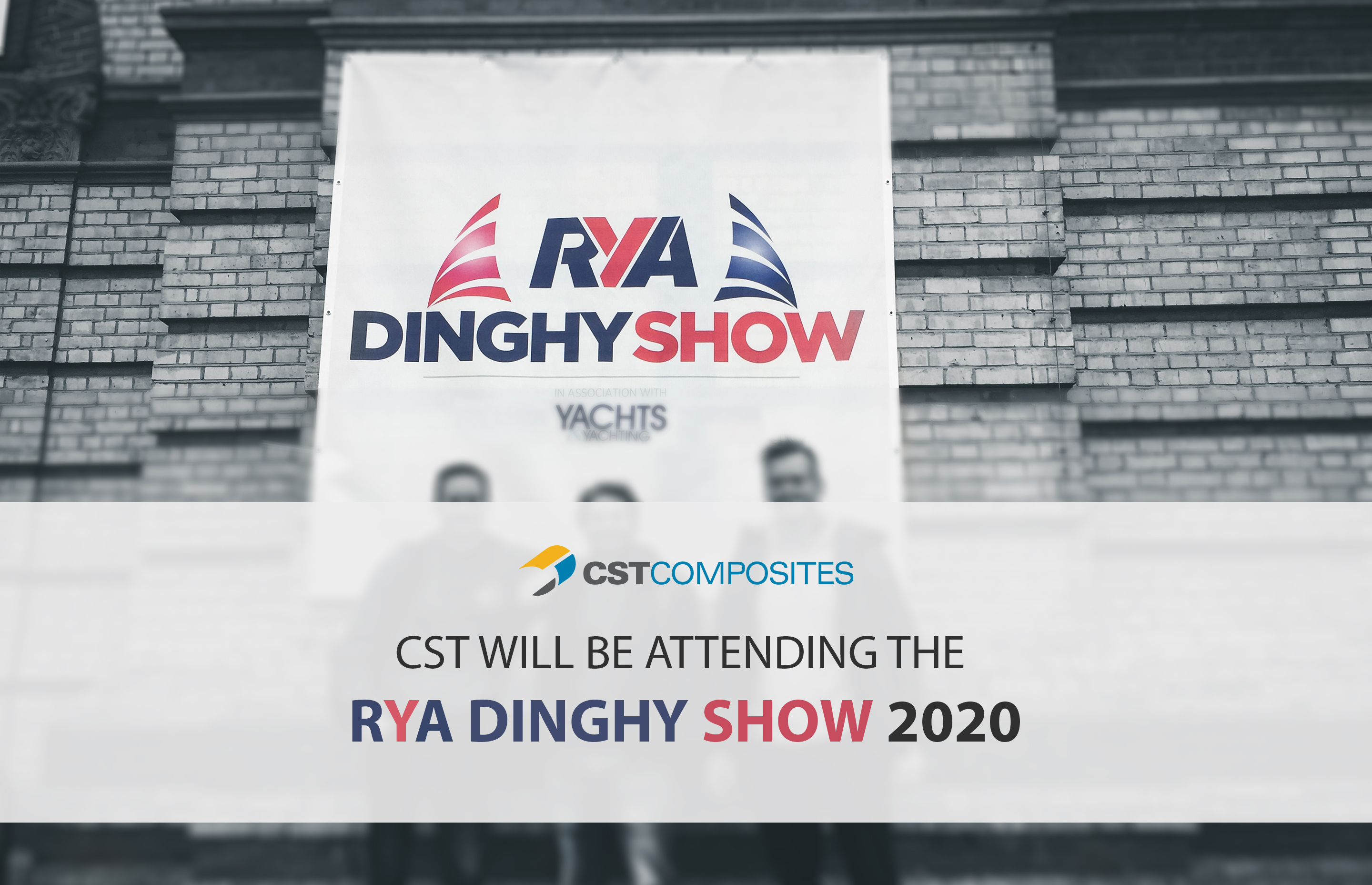 We are attending the RYA Dinghy Show 2020